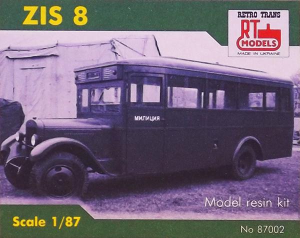 RTM 87002: Bus ZIS-8