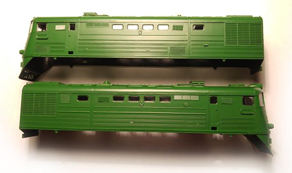 Voluznev 401003: Diesellokomotive TE3