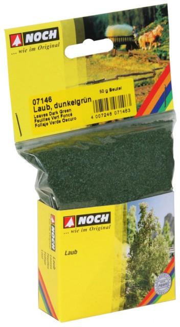 Noch 07146: Foliage - dark green
