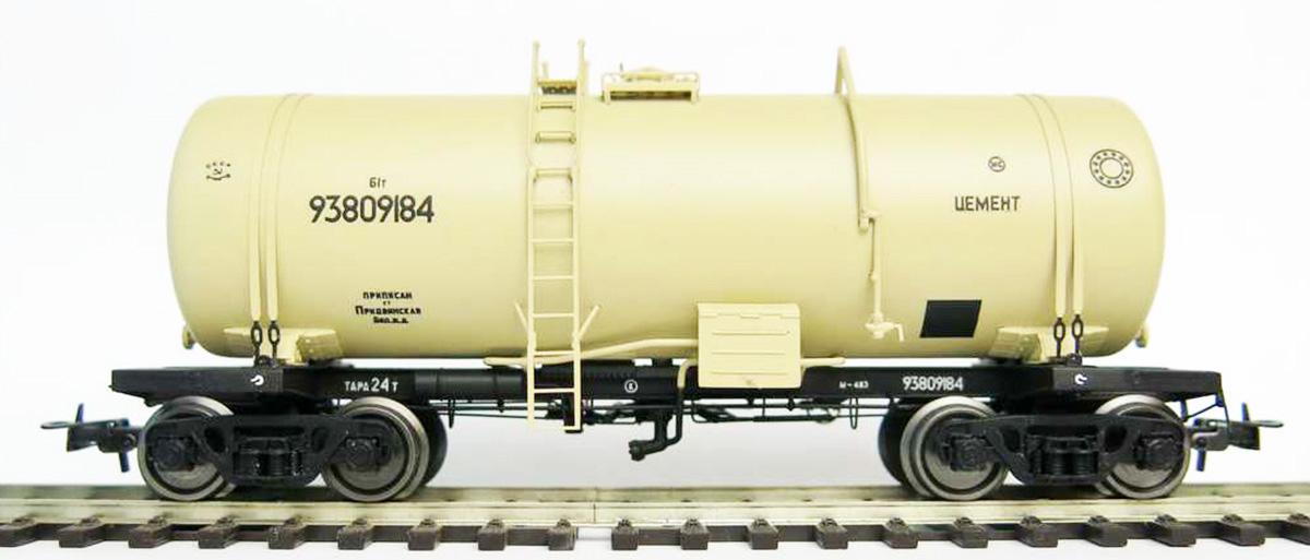 Onega 1405-0201: Tank car 15-1405-02 'Cement'
