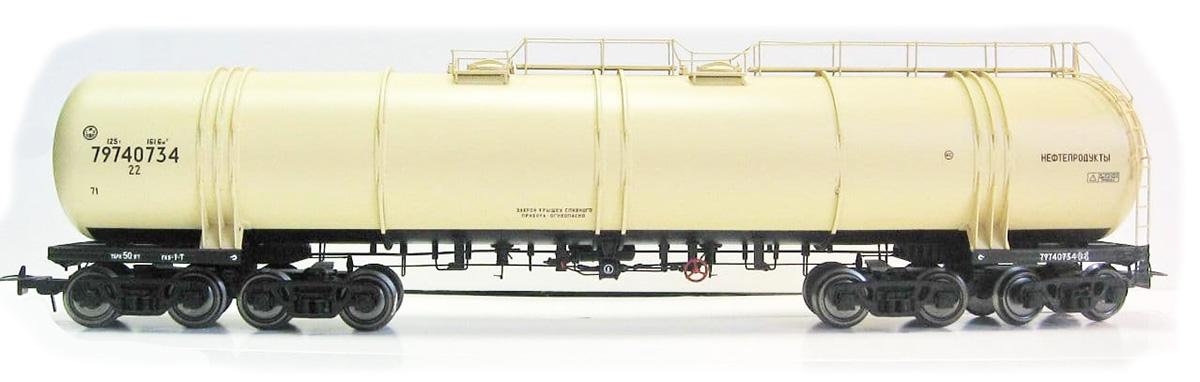 Onega 1500-0001: Kaheksa telgide tsisternvagun 15-1500