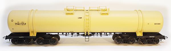 Onega 871-0001: Eight-axles tank car 15-871