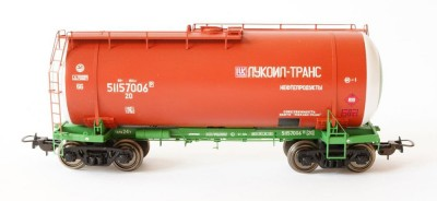 Onega 1447-0005: Tank car 15-1447 'Lukoil-Trans'