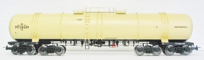 Onega 1500-0002: Eight-axles tank car 15-1500