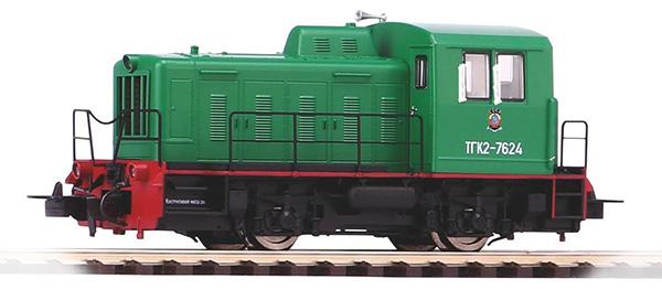 Piko 52744: TGK2-M Diesel SZD IV