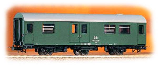 Piko 53022: Luggage car Reko Typ Dage