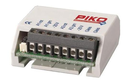 Piko 55030: Цифровой декодер стрелок и семафоров