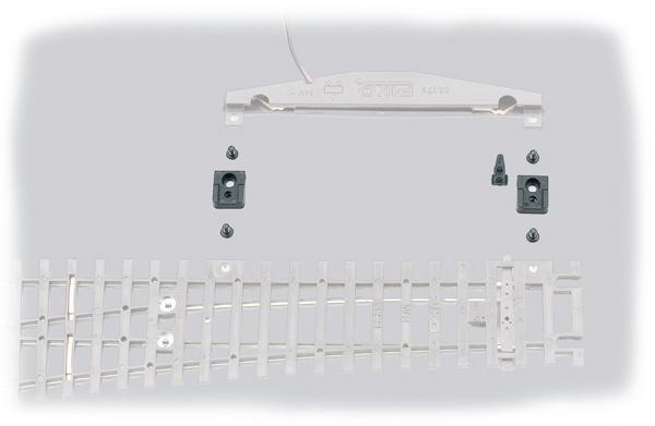 Piko 55273: Подмакетное крепление привода
