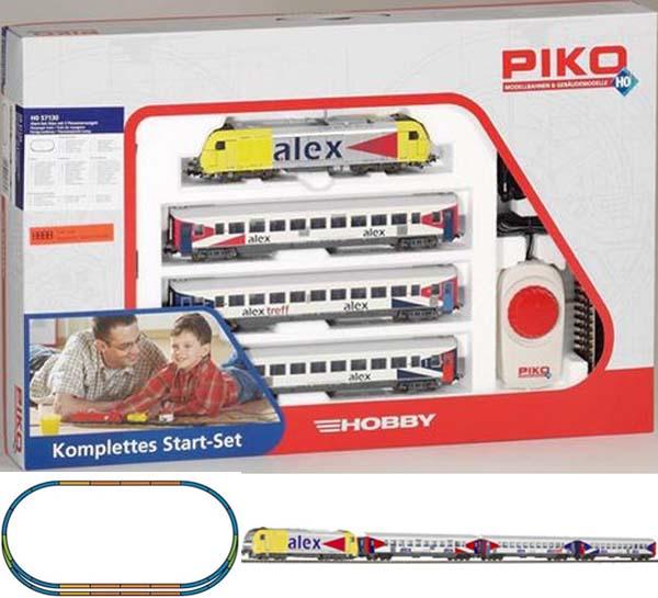 Piko 57130: Stardikomplekt Reisirong, Alex