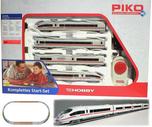 Piko 57194: Stardikomplekt Kiirrong ICE 3