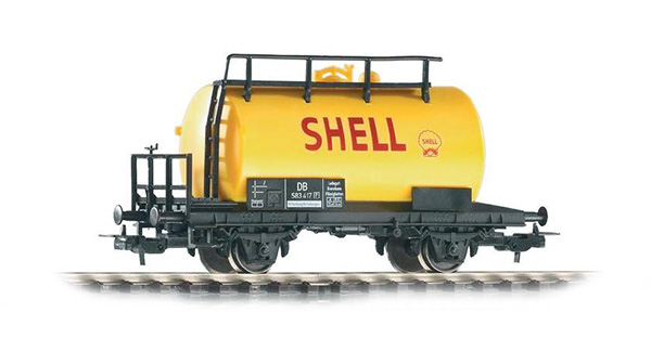 Piko 57707: Tank car 'SHELL'