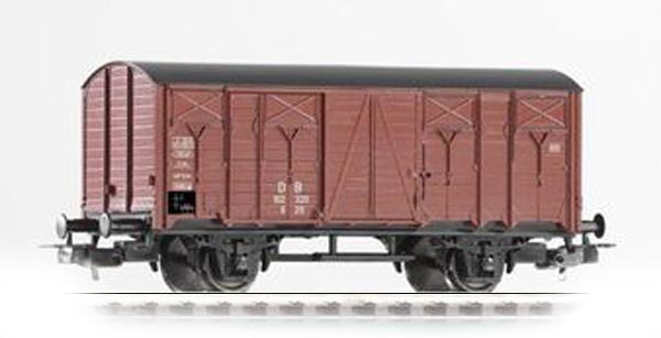 Piko 57709: Covered goods car Typ G29