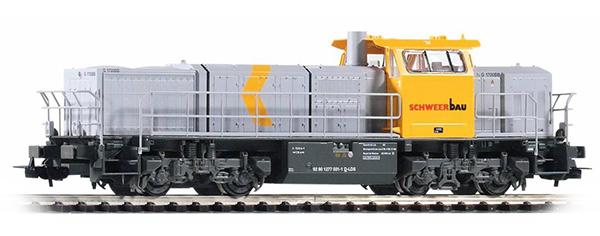 Piko 59173: Diiselvedur G 1700 Schwerbau