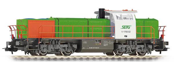 Piko 59419: Diesellok V1700.02 SETG