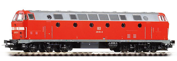 Piko 59933: Diiselvedur BR 119
