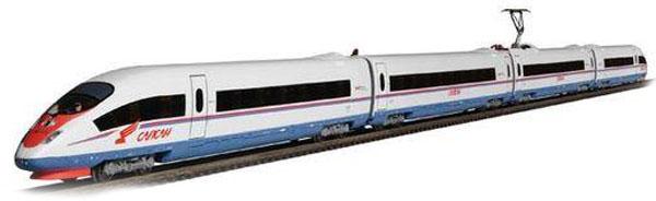 Piko 96724: Electric Train 'Sapsan'