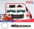Piko 57110: Стартовый набор Пассажирский поезд с паровозом