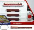 Piko 57136: Стартовый набор Грузовой поезд Тепловоз БР119