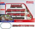 Piko 57150: Starter set Passenger train, Diesellokomotive BR 218