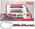 Piko 57170: Starter set Freight train, Electriclokomotive Taurus