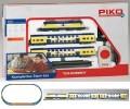 Piko 57181: Стартовый набор Пассажирский поезд Metronom, Электровоз БР ME146