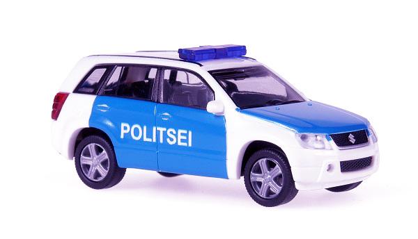 Rietze 50293: SUZUKI Grand Vitara Estonian Police