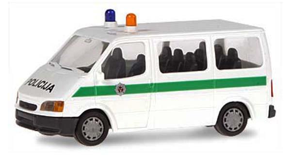 Rietze 50549: FORD Transit Policija Lietuva