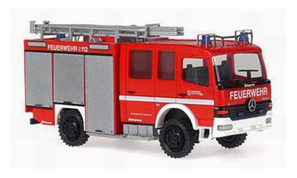 Rietze 61145: SCHLINGMANN MB Atego LF 10/6 пожарный