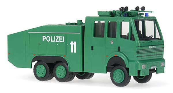 Rietze 67804: Wasserwerfer WaWe 9000 Bereitschaftspolizei Sachsen