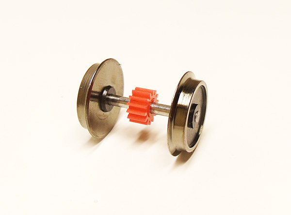Roco 121396: Wheel set M62