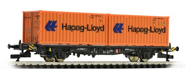 Roco 37514: Контейнеровоз с контейнерами