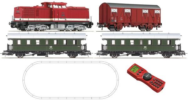 Roco 41364: Starter set Diesel Engine V 110 DR