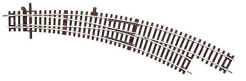 Roco 42471: Стрелка радиусная правая R5/R6 Роко Лайн