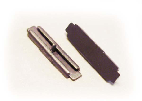 Roco 42611: Plastic rail joiners