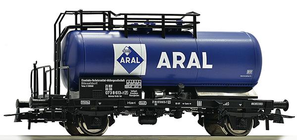 Roco 56258: Tank car ARAL