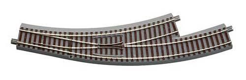 Roco 61154: Стрелка радиусная левая геоЛайн