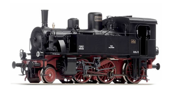 Roco 62235: Dampflokomotive Series 875