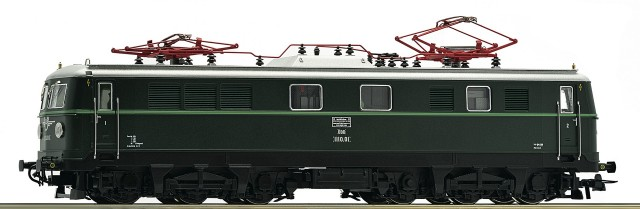 Roco 72369: Electric Engine 1110.01 with sound