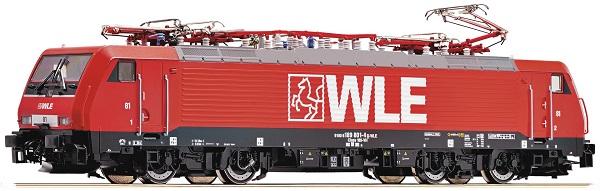 Roco 72514: Электровоз БР 189 WLE