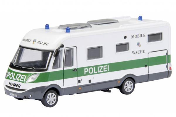 Schuco 25783: Hymermobil B-Klasse SL Polizei