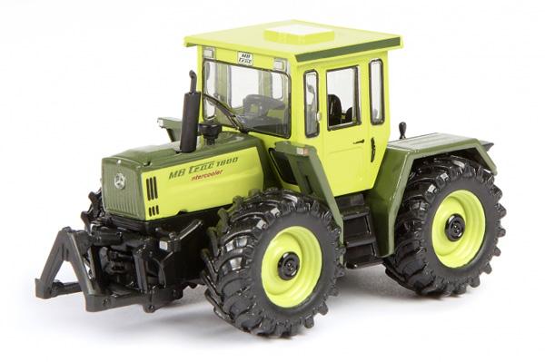 Schuco 25883: Mercedes Benz tractor 1800 Intercooler