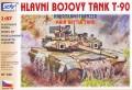 SDV Model 87122: T-90 Russian battle tank