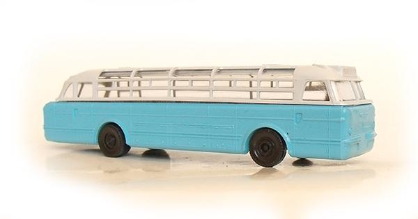Modelltec-S.E.S 108502wl: Ikarus 55 bicolor white-lightblue