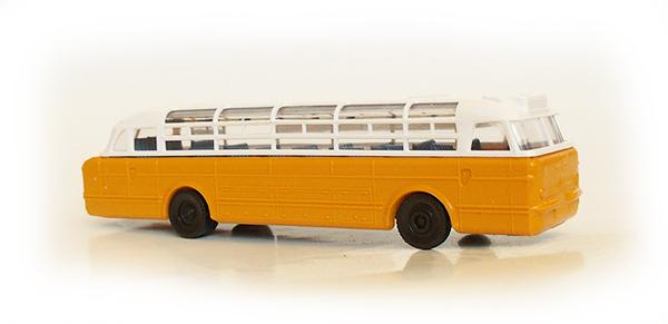 Modelltec-S.E.S 108502wo: Ikarus 55 bicolor white-lightblue
