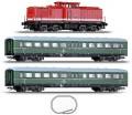 Tillig 01425: Стартовый набор Пассажирский поезд
