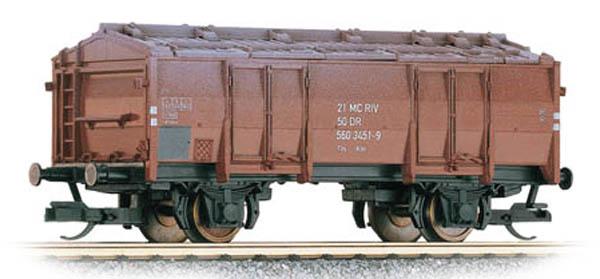 Tillig 14711: Kastvagun Typ Kmm 57