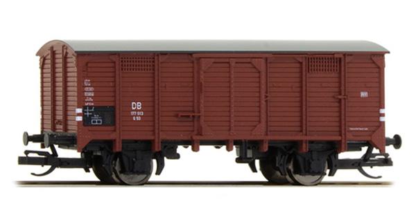 Tillig 521325: Box car Typ G 93