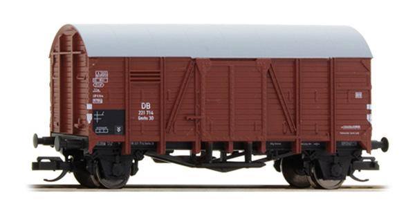 Tillig 521327: Box car Typ Gmrhs 30