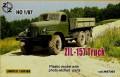 ZZ Models 87005: Zil-157 Military Truck